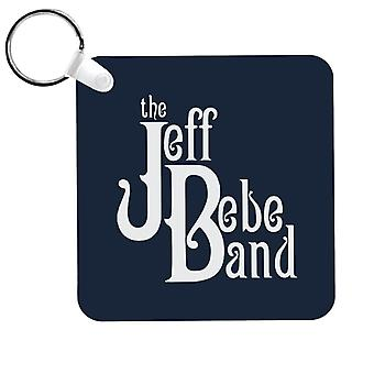 Almost Famous The Jeff Bebe Band Keyring