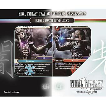 Final Fantasy TCG Versus Deck Villains and Heroes Card Game