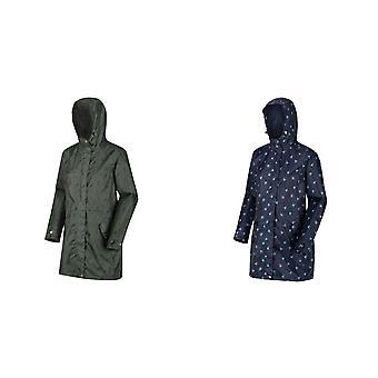 Regatta Womens/Ladies Tanisha Lightweight Printed Waterproof Jacket