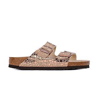 Birkenstock Arizona Metallic Stones 1006685 universal verano zapatos de mujer