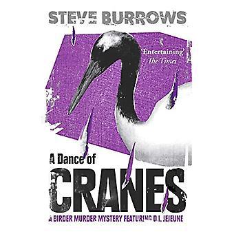 En dans av kraner - En Birder Murder Mystery av Steve Burrows - 9781786
