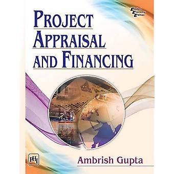 Project Appraisal and Financing by Ambrish Gupta - 9788120352759 Book