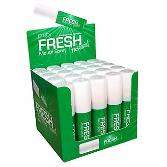 Pretty Fresh Mouth Spray ~ Fresh Mint Pack Of 25