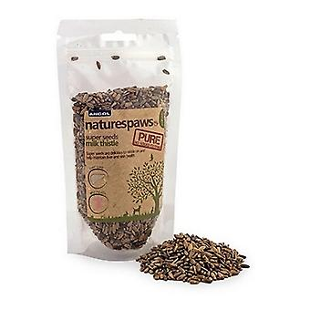 Ancol Natures Paws Milk Thistle Seeds Small Pet Treats