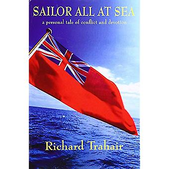 Sailor All At Sea by Richard Trahair - 9780722349380 Book