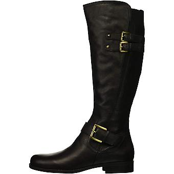 Naturalizer Womens Jessie Almond Toe Knee High Fashion Boots