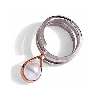 ZOPPINI Swarovski Pearl Ring Size 12