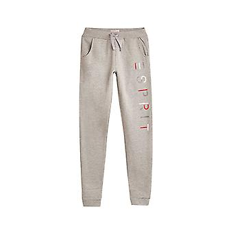 Esprit Girls' Tracksuit Bottoms With A Shiny Logo