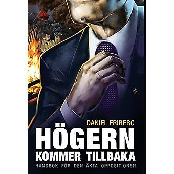 H gern Kommer Tillbaka by Daniel Friberg - 9781910524480 Book