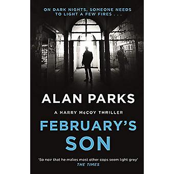 February's Son by Alan Parks - 9781786894199 Book