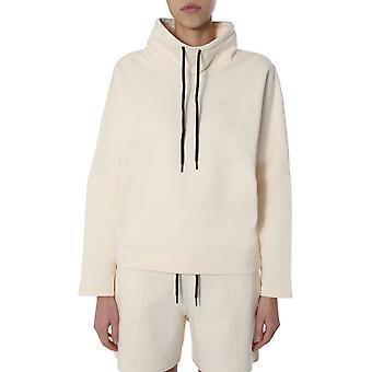 Mcq Door Alexander Mcqueen 586882roh029089 Women's White Cotton Sweatshirt