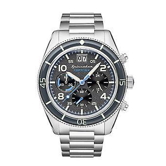 Spinnaker SP-5085-11 Gent's Fleuss Grey Dial Wristwatch