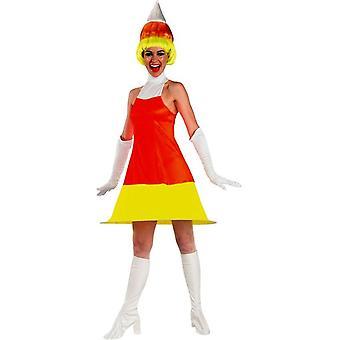 Corn Female Adult Costume