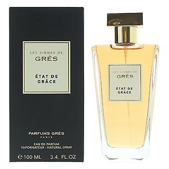Gres Etat De Grace Eau de Parfum 100ml Spray For Her