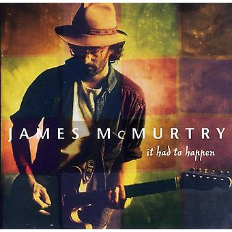 James McMurtry - It Had to Happen [CD] USA import
