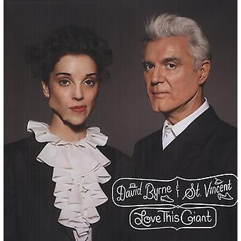 David Byrne & st. Vincent - Love This Giant [Vinyl] USA import