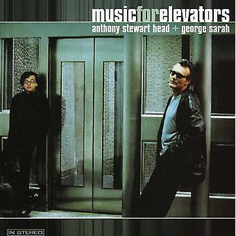 Head/Sarah - Music for Elevators [CD] USA import