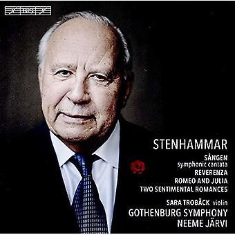 Stenhammar / Gothenburg Symphony - Symphonic Cantata [SACD] USA import