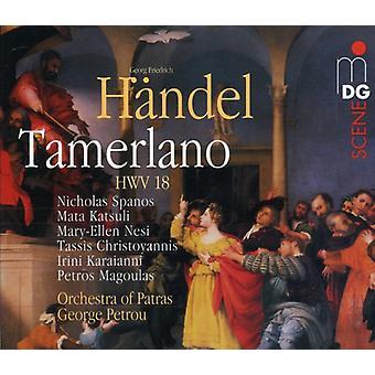 G.F. Handel - H Ndel: Tamerlano [CD] USA import