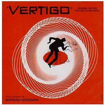 Bernard Herrmann - importation USA Vertigo [CD]