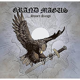 Grand Magus - Sword Songs [CD] USA import