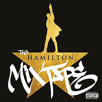 ハミルトン ミックス テープ (明示的) - ミックス テープ ハミルトンの (明示的な) [CD] USA 輸入