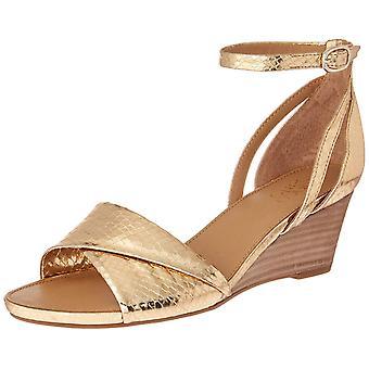 Franco Sarto Womens Deirdra öppen tå speciellt tillfälle plattform sandaler