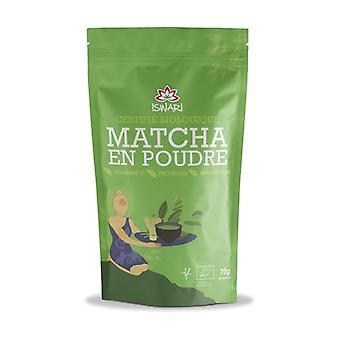 Matcha en poudre - BIO - 70g 70 g of powder