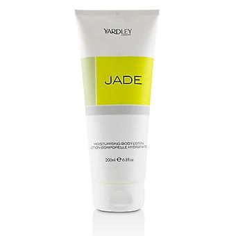 Yardley London Jade Moisturising Body Lotion 200ml/6.8oz
