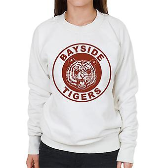 Saved By The Bell Bayside Tigers Women's Sweatshirt