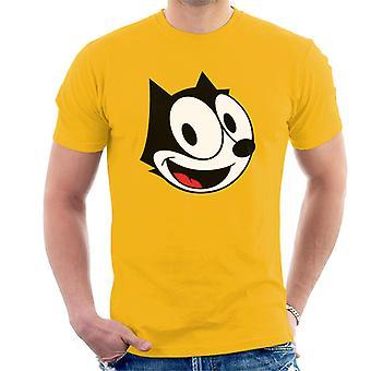 Felix The Cat Classic Smile Men's T-Shirt