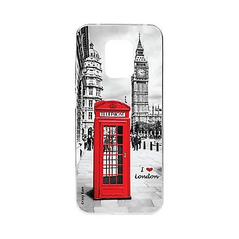 Scafo per Xiaomi Redmi Note 9 Pro Souple I Love London