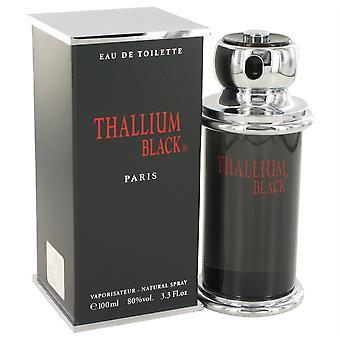 Thallium Black Eau Detoilette Spray By Yves De Sistelle