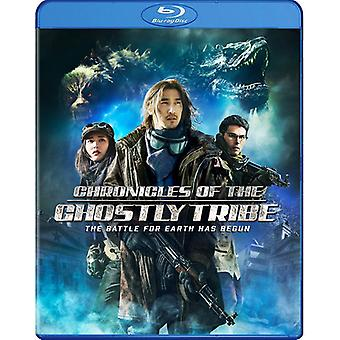 Chronicles of the Ghostly Tribe [Blu-ray] USA import
