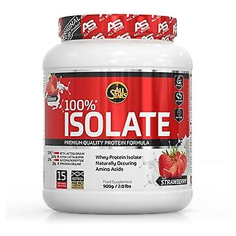 All Stars Isolate Strawberry 900 gr