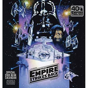 Star Wars Desktop Calendar 2021