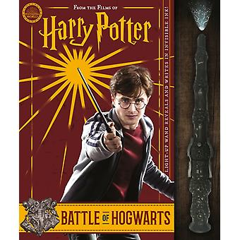 The Battle of Hogwarts and the Magic Used to Defend It Harry Potter by ScholasticPendergrass & DaphneSpinner & Cala