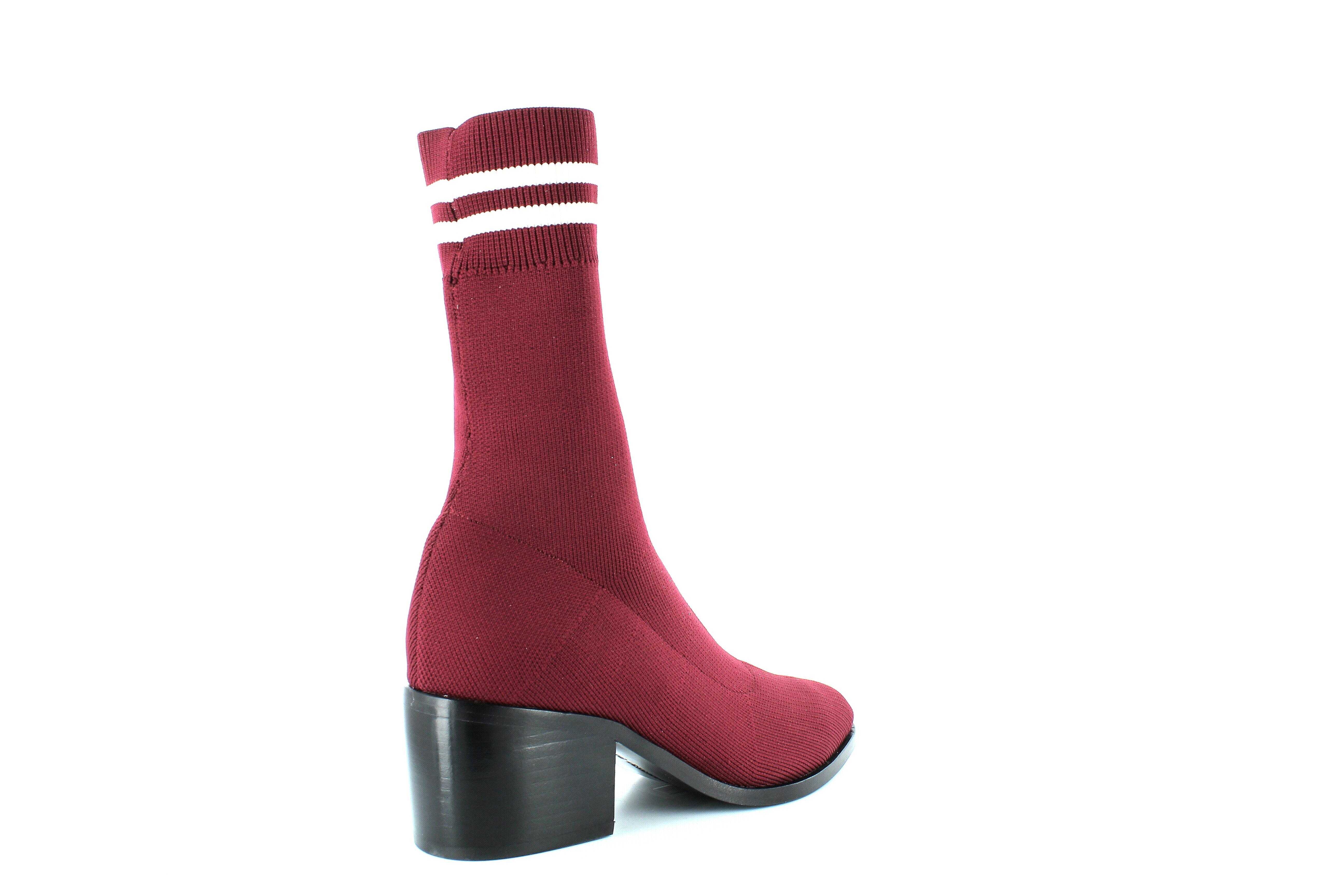 Opening Ceremony | Sock Knit Block-Heel Booties