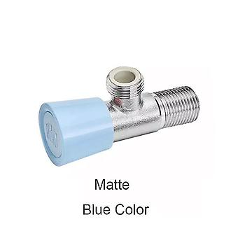 Universal Triangle Valve -angle Valve For Bathroom Accessories And Electroplate
