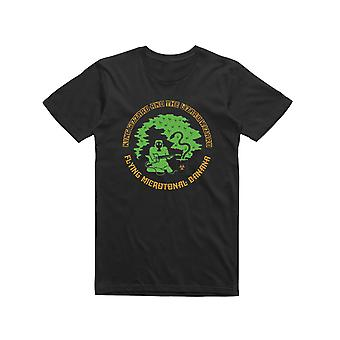 King Gizzard & The Lizard Wizard Flying Microtonal Banana T-shirt