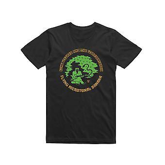 King Gizzard & The Lizard Wizard Flying Microtonal Banana T-paita