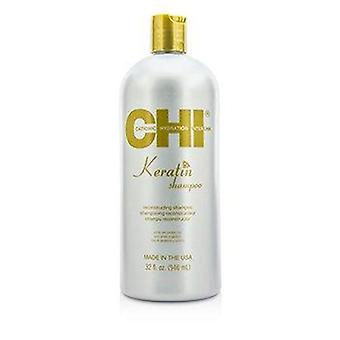 Keratine Shampoo Reconstrueren Shampoo 946ml of 32oz