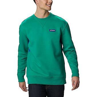 Columbia Bugasweat Crew EM2154374 universal all year men sweatshirts