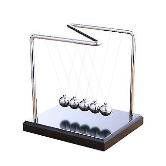 Stainless Steel Metal Newton Pendulum Ball Swinging Balls Office Desk Ornaments