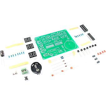 AT89C2051 6-numeroinen LED-kello DIY Kit