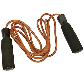 Urban Fitness Equipment Leather Skipping Rope