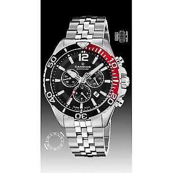 Candino Wristwatch Men's C4714/6 NEWNESS