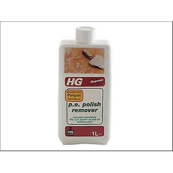 HG 55 Parquet P.E. Dissolvant polonais 1L