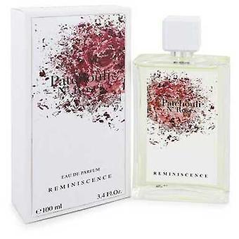 Patchouli N'roses By Reminiscence Eau De Parfum Spray 3.4 Oz (women) V728-551085