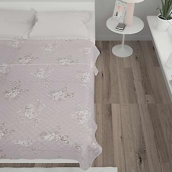 Quilt Taupe 230×260 cm Ultrasonic fabric